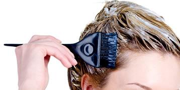 Reconstrução de cabelo molecular de uma foto